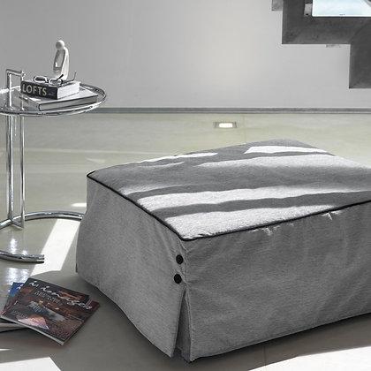 "Milano Bedding (by Kover Srl) ""Bill"" Ottoman Bed"