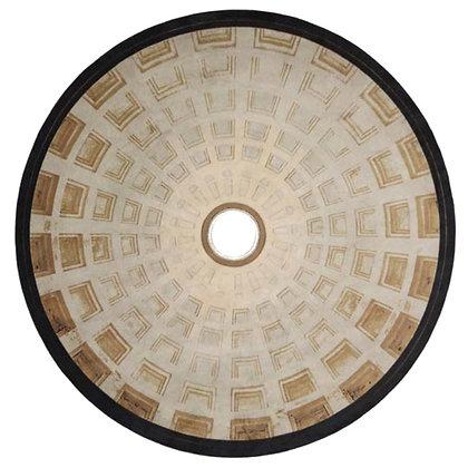"OPINION CIATTI ラグ ""FIRENZE carpet collection"" sagrestia nuova cupola Ø200"