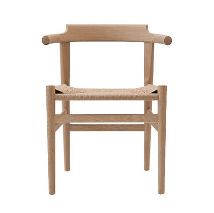 "PP Møbler ""PP68 Last Dining Chair"" Oak Soap"