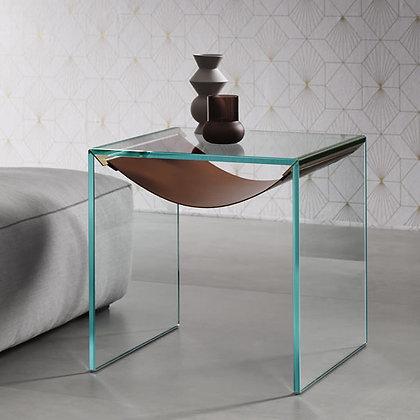 "Tonelli Design ""Amaca side"" natural leather"