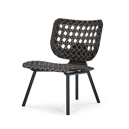 "ClassiCon ""Aërias Lounge Chair"" frame jet black"