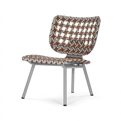 "ClassiCon ""Aërias Lounge Chair"" frame signal grey"
