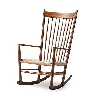 """【特価】Fredericia """"Wegner J16 Rocking Chair"""" 75周年記念刻印入り"""