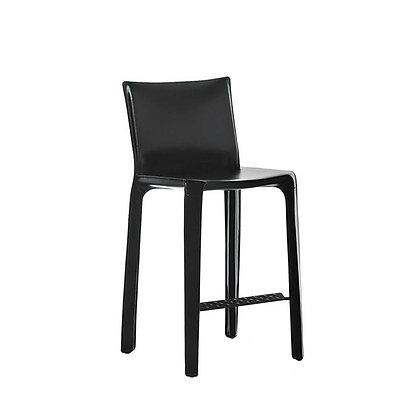 "Cassina ""410 CAB"" Counter Chair Black H100cm"