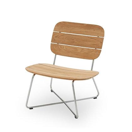 "SKAGERAK ""Lilium Lounge Chair"" Teak"