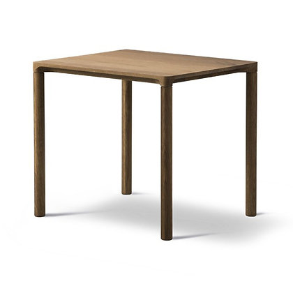 "Fredericia ""6705 Piloti Table"" Smoked Oak"