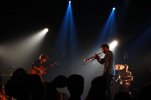 Martymusicshow en concert