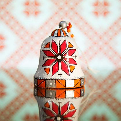 Колокольчик керамический Удмуртия