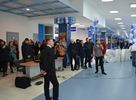 """19 декабря состоялось торжественное мероприятие, посвященное Юбилею АО """"Чепецкий механический з"""
