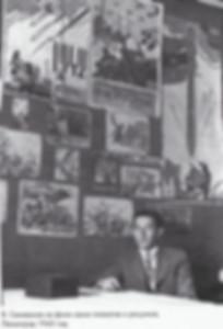 Художник Василий Селиванов в 1943 году.j