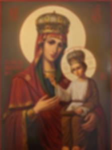 6. Один из списков Чудотворной Иконы Бож