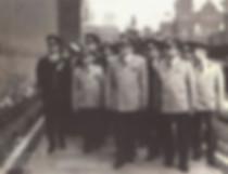 С.В.Бородин в составе официальной делега