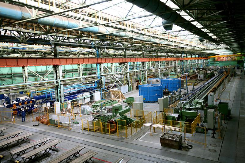 Производственные площади цеха по произво