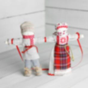 Кукла «Неразлучники» .jpg