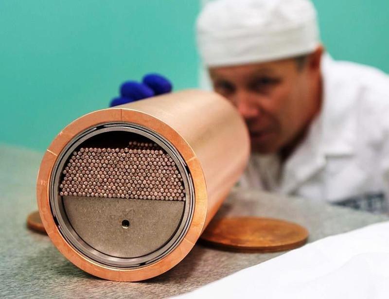Производство сверхпроводников для кольце