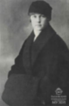 Зоя Гавриловна Бородина – супруга Владим