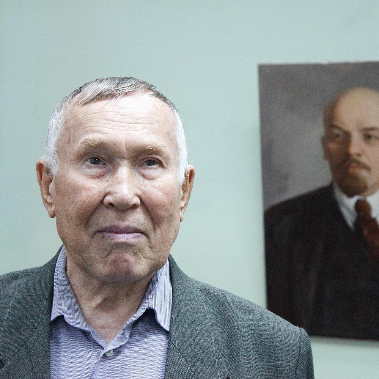 100 лет ВЛКСМ – связь поколений 06