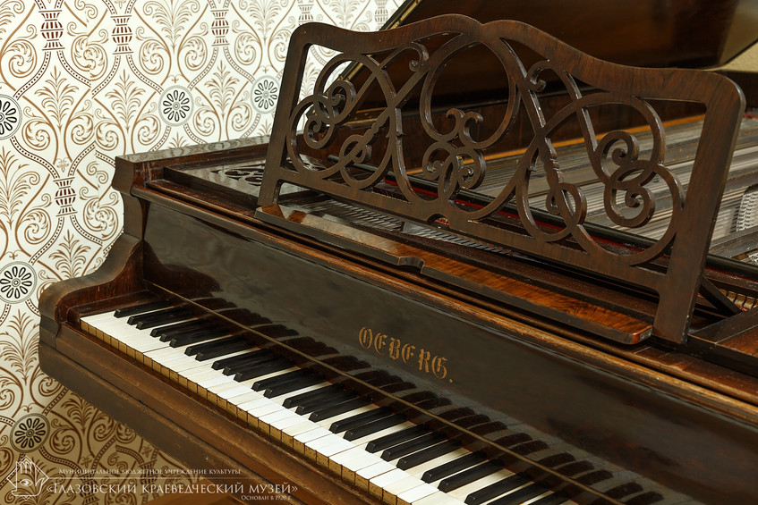 Кабинетный рояль создан во второй полови
