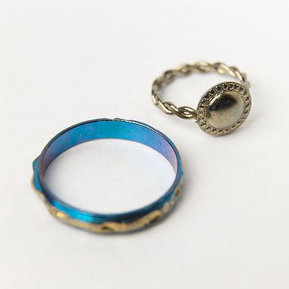 Кольца из циркония
