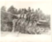 Участники мотопробега по местам боев 49
