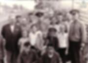 15. Маршал Ф.М. Голикова (справа) в дере
