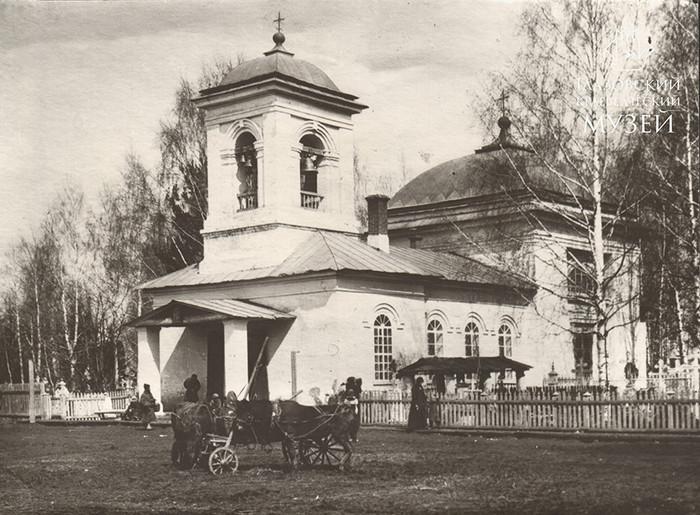 Свято-Духовская церковь. Фото П.А. Молча