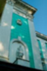 здание общественно-культурного центра «Р