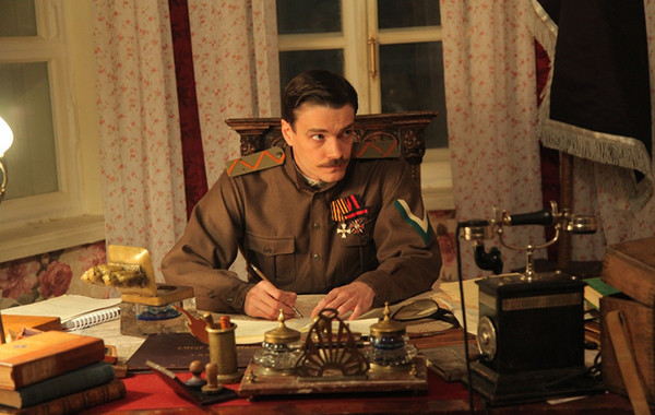 01. Максим Матвеев в роли генерал-майора
