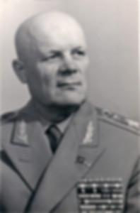 9. Маршал Советского Союза Ф.И Голиков,