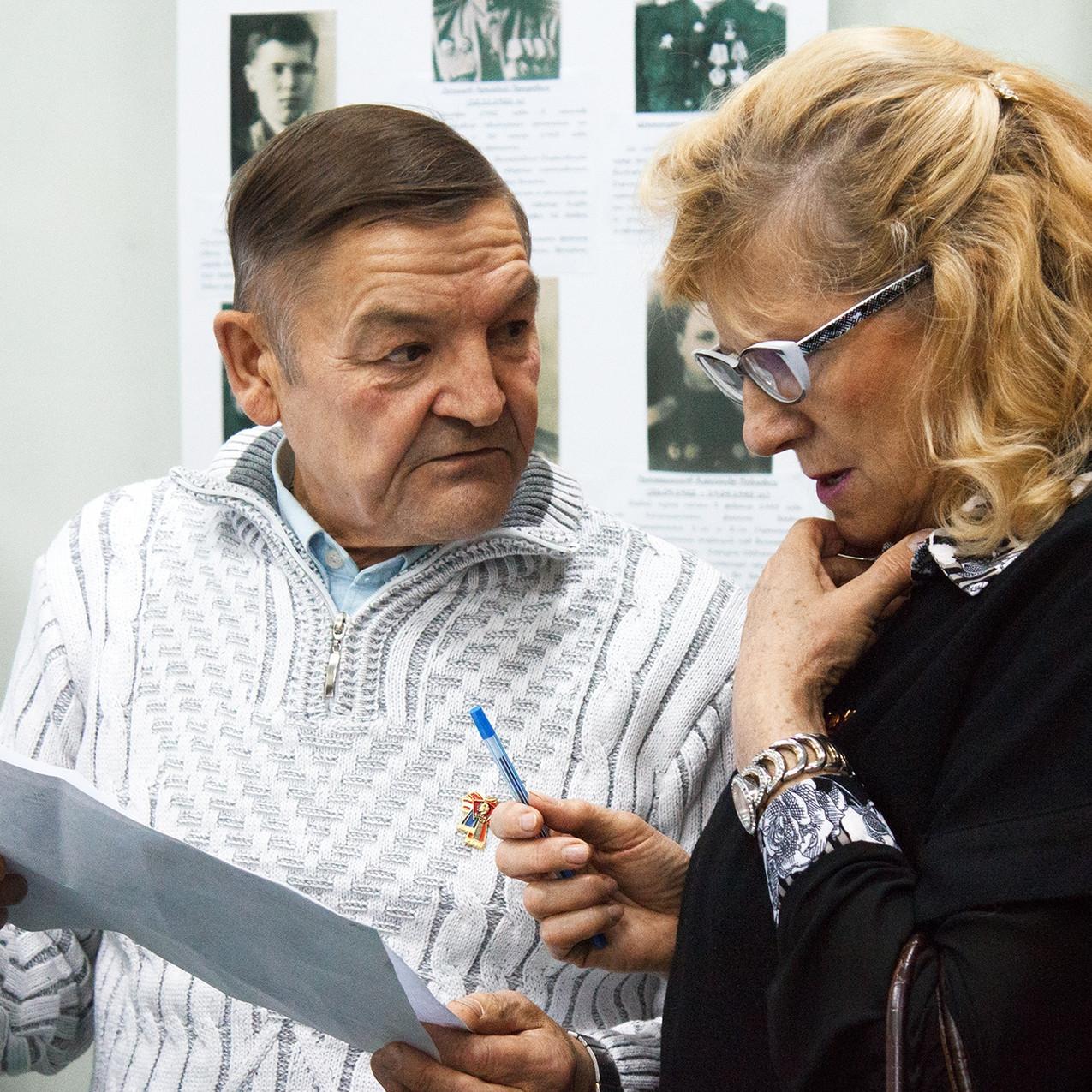 100 лет ВЛКСМ – связь поколений 08