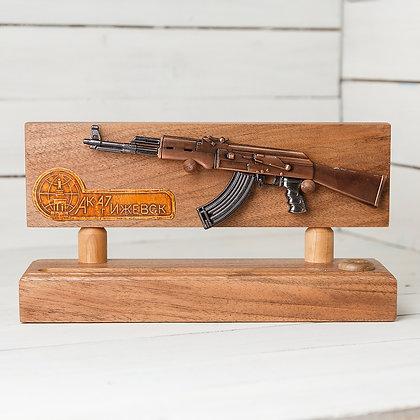 Подставка для канц. товаров АК-47 Ижевск
