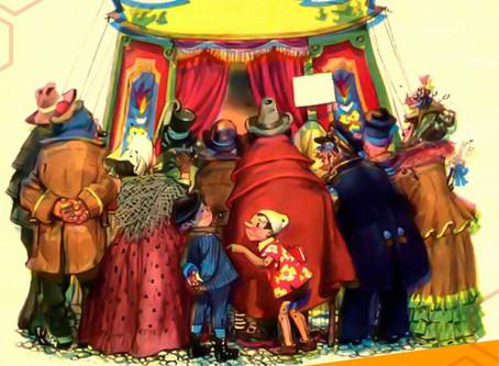 Фестиваль кукольных театров «Весёлый балаган»