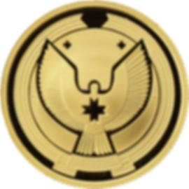 Монета Банка России. Золото, 50 рублей.
