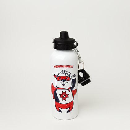 Спортивная фляжка для воды