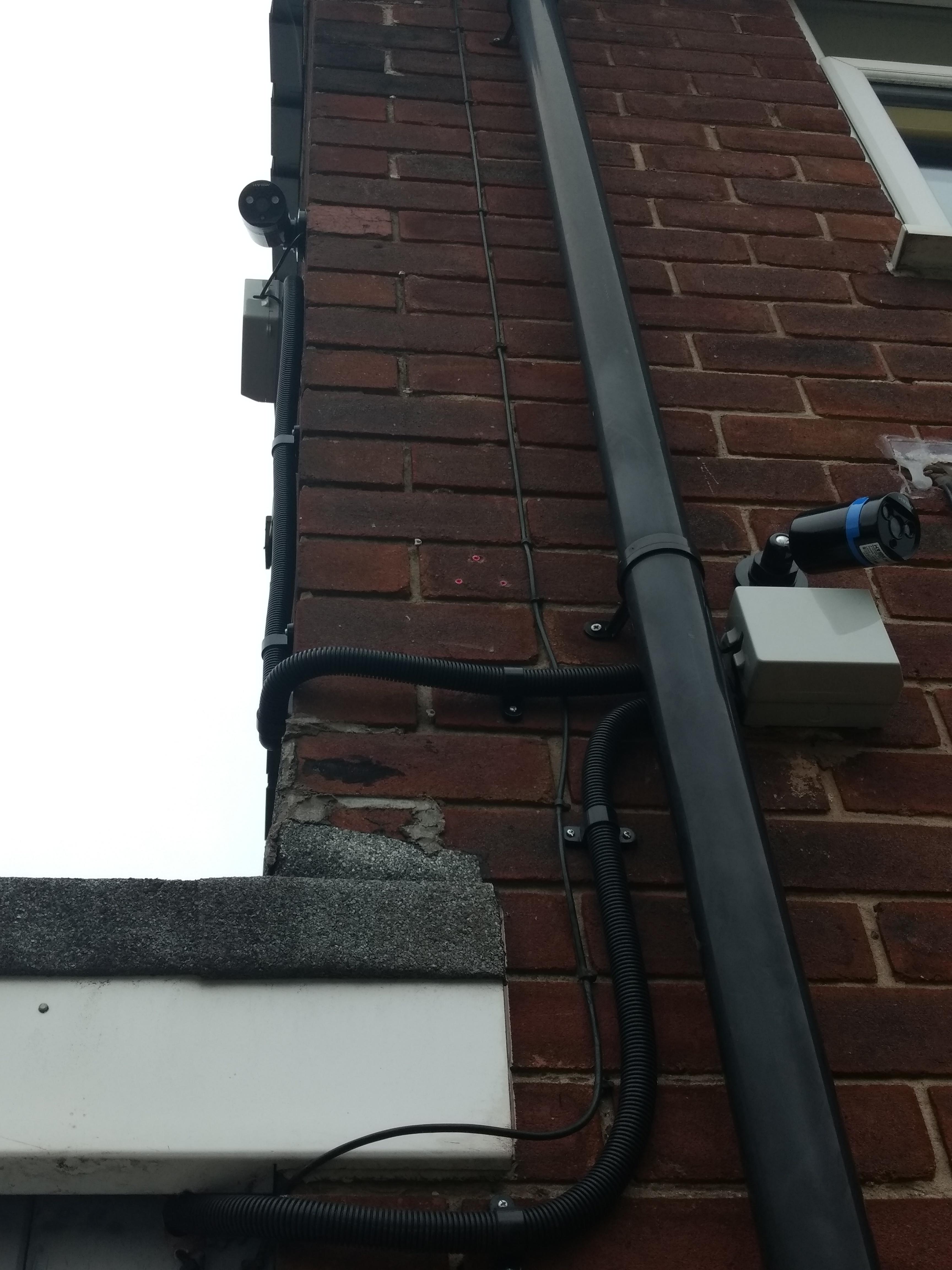 Security CCTV Installation