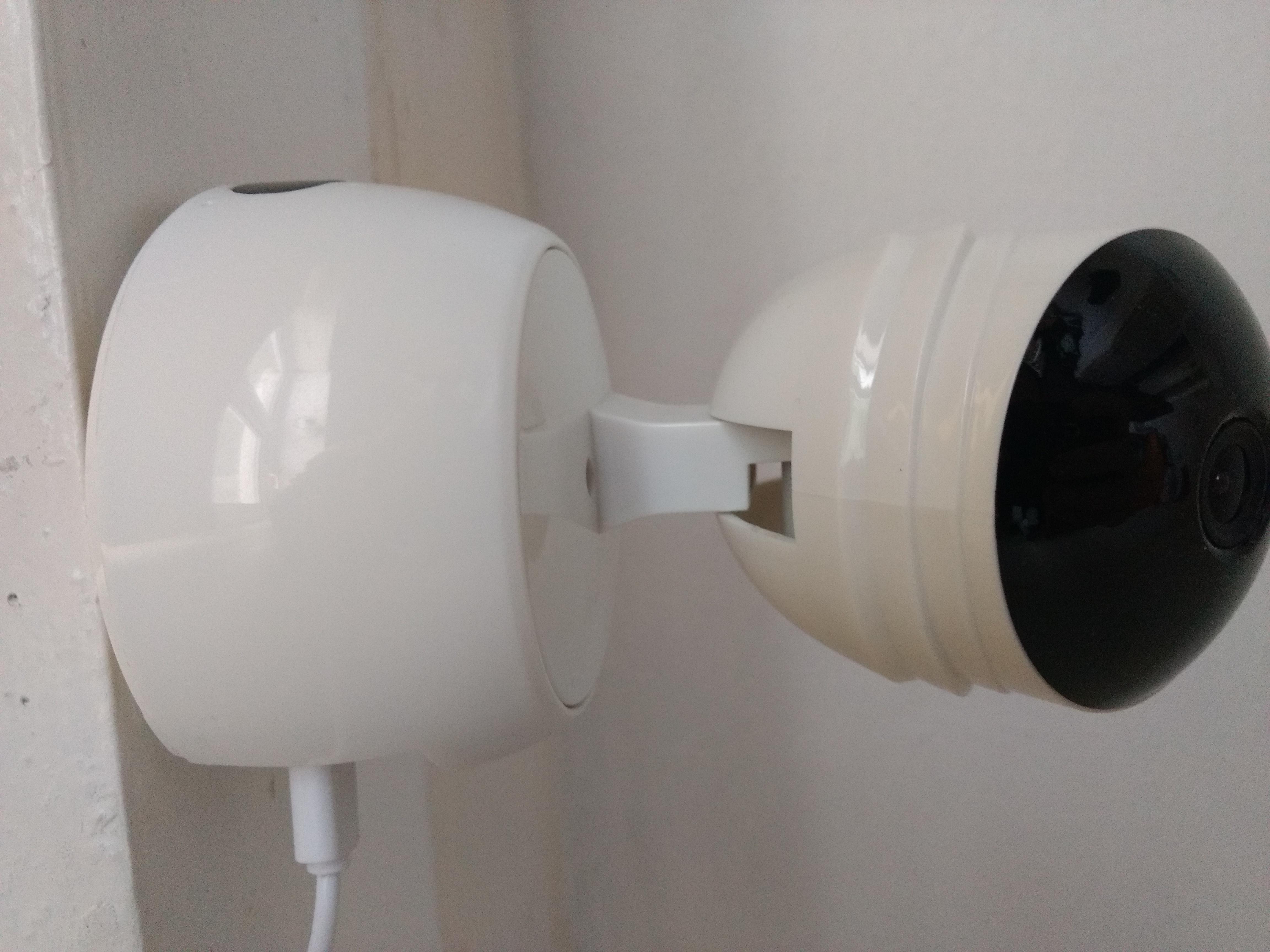 PTZ Baby Monitoring Camera