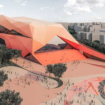 Международный конкурс реконструкции Дворца культуры рабочих