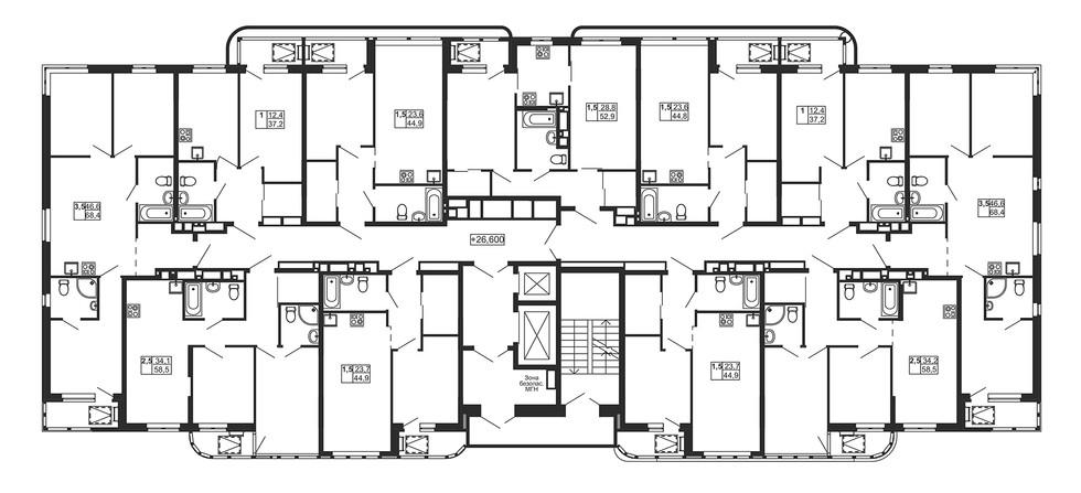 План этажа жк Танго.jpg