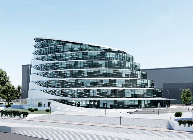 """Универсальное энергоэффективное здание """"Океания"""""""
