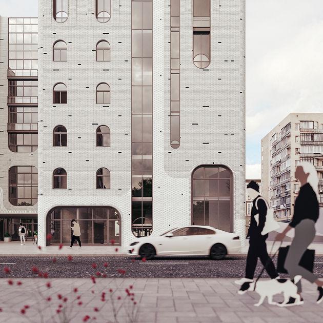 Гостиница апартаментного типа