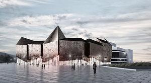 Международный конкурс выставочного центра