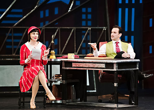 Thoroughly Modern Millie Archival Photos