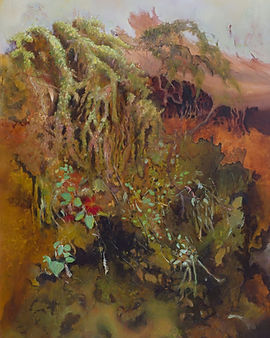 Benedicte Grange Rogulski-Cascade Verte-