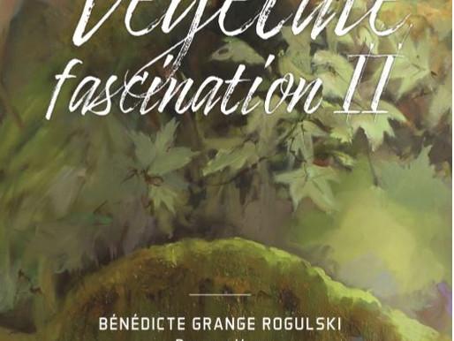 """Découvrez """"Végétale Fascination II"""" - exposition de toiles sur le monde végétal à Rambouillet."""
