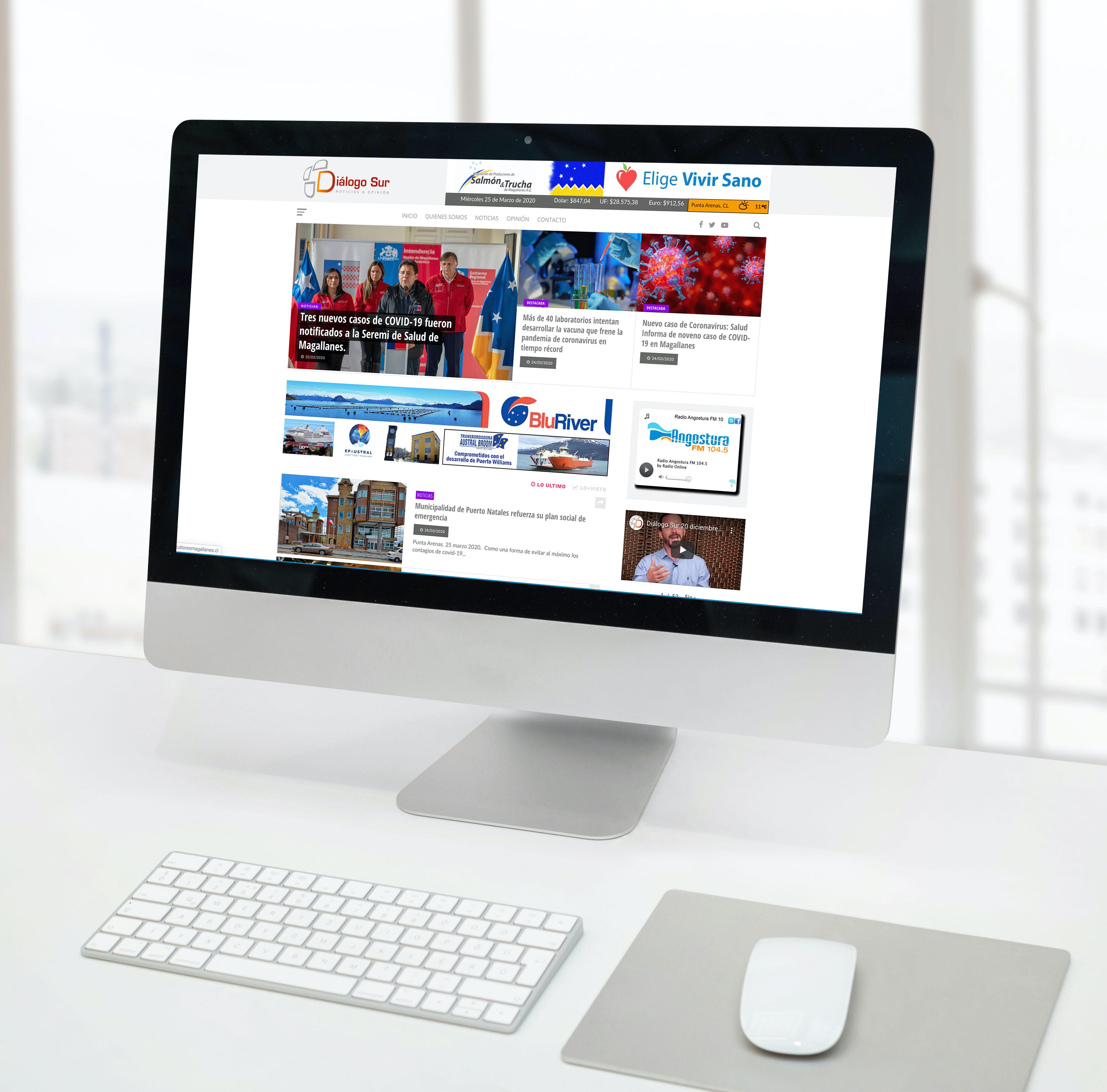Dialogo Sur Sitio Web