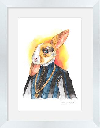 Conejo Renacentista
