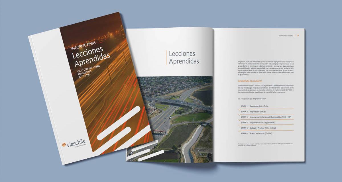 Vías Chile Publicación