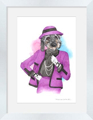 Maltés Coco Chanel
