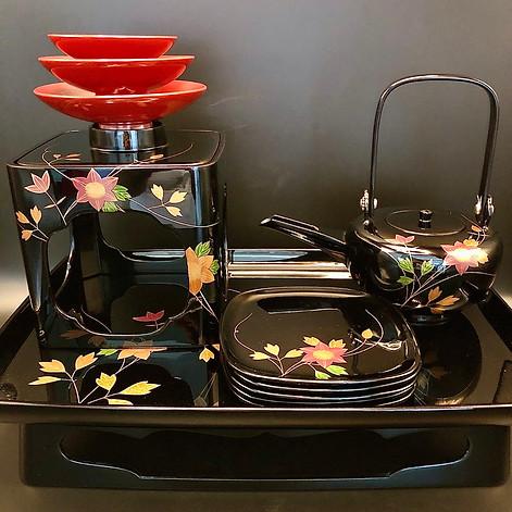 kazuo Saka Nano Wajima Complete Set
