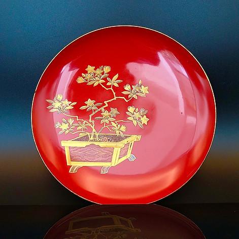 Meiji Edo Period Sake Cup Set